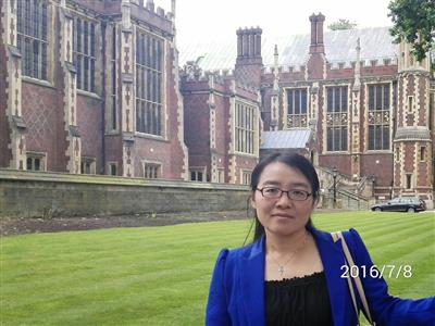 Partner Zhao Ningning Joined International Conference in London